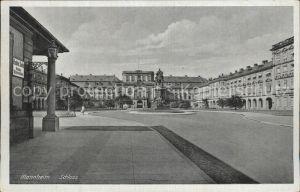 Mannheim Schloss Kat. Mannheim