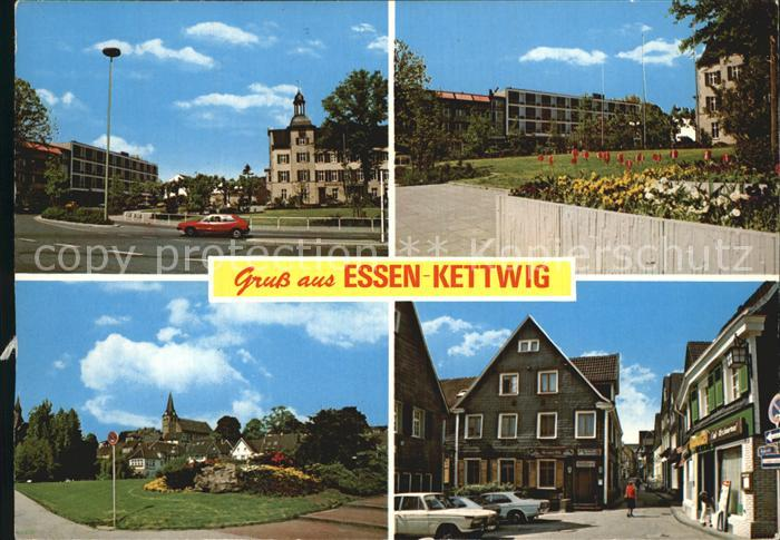 Kettwig Rathaus Alt Kettwig Promenade Kat Essen Nr De12795