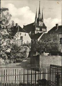Lommatzsch Kirche Kat. Lommatzsch
