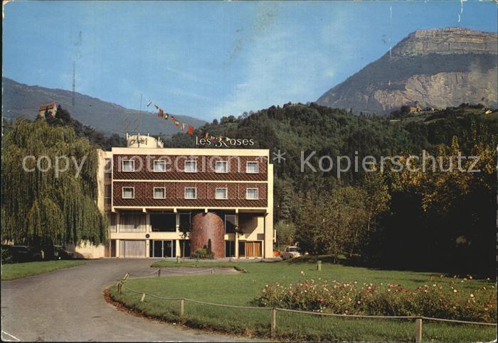 Corenc Hotel Les 3 Roses  Kat. Corenc