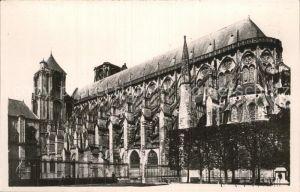 Bourges Cher Cathedrale Hotel de Ville Kat. Bourges