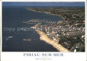 Piriac sur Mer Vue aerienne Collection Couleurs de Bretagne Kat. Piriac sur Mer