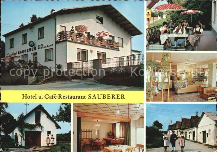 Hadersdorf Weidlingau Hotel Cafe Sauberer Kat. Oesterreich