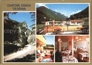Povazska Bystrica Chatova Osada Tiesnava
