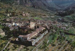 Valldemosa Fliegeraufnahme Kat. Valldemosa Mallorca