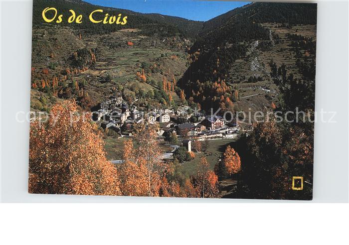 Andorra La Vella Os de Civis Kat. Andorra La Vella