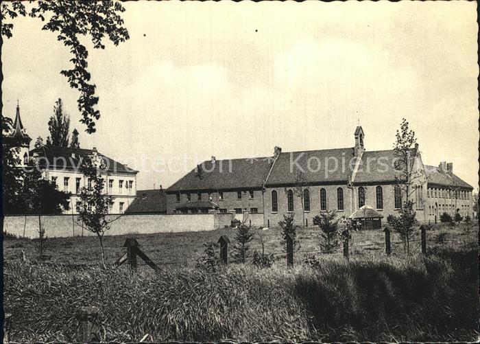 Veerle Kloster Immaculata Zusters Nobertinessen Kat.