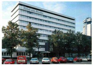 Ak Ansichtskarte Berlin Talk Studio Uhr Der Fliessenden Zeit