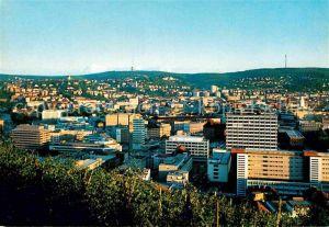 Stuttgart Panorama Kat. Stuttgart