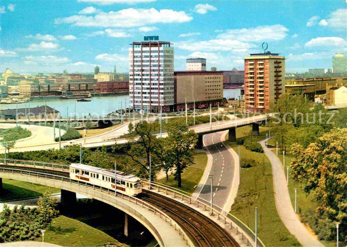 Mannheim Rheinhafen Kat. Mannheim