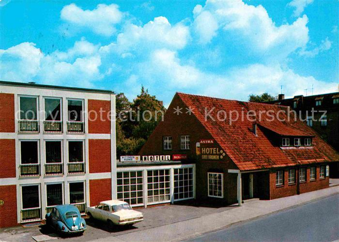 Elmshorn Hotel Drei Kronen Kat. Elmshorn