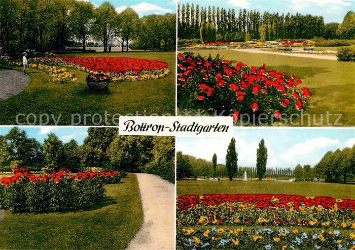 Bottrop Stadtgarten  Kat. Bottrop