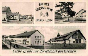 Lesum ueberseeheim  Kat. Bremen