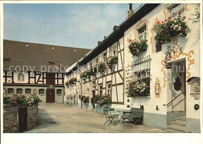 Rettershof Cafe Restaurant Rettershof Kat. Kelkheim (Taunus)