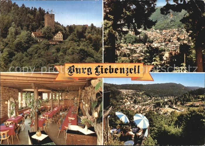 Cafe Burg Bad Liebenzell