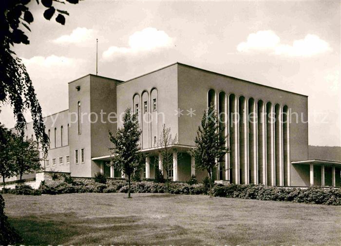 Bielefeld Rudolf Oetker Konzerthalle Kat. Bielefeld