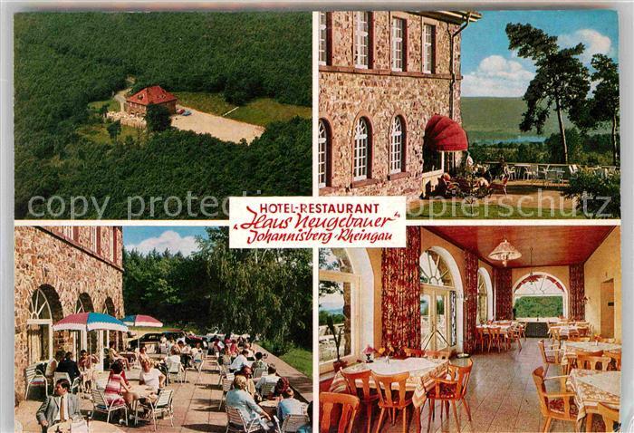 Johannisberg Rheingau Hotel Restaurant Haus Neugebauer