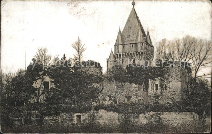 Grevenbroich Schloss  Kat. Grevenbroich