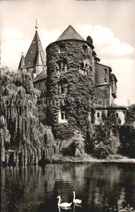 Grevenbroich Schloss Huelchrath Kat. Grevenbroich
