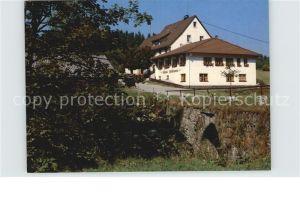 Lenzkirch Gasthaus Pension Loeffelschmiede Kat. Lenzkirch