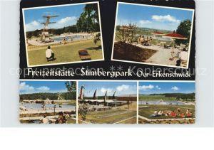 Oer Erkenschwick Freizeitstaette Stimbergpark Kat. Oer Erkenschwick
