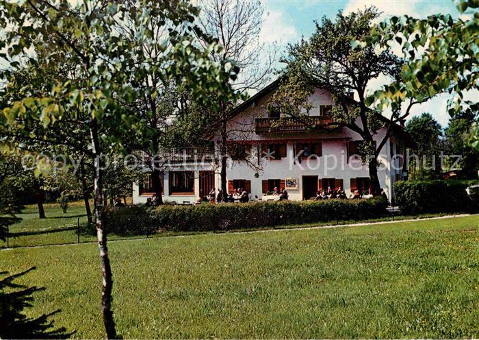 AMBACH Starnberger See Münsing Bad Tölz - Gaststätte HUBER - 1971 Nr ...