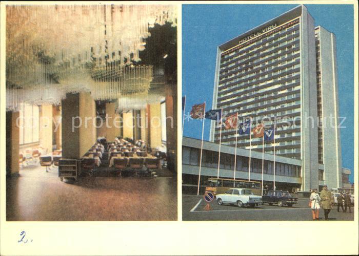 Tallinn Hotel Viru Kat. Tallinn