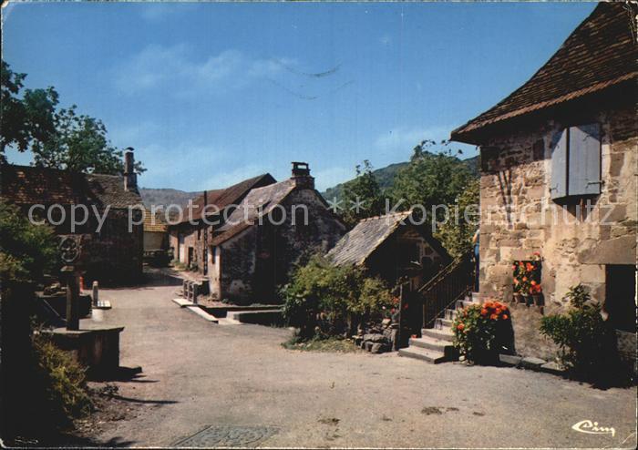 Le Pescher Place du Vieux Moulin  Kat. Le Pescher