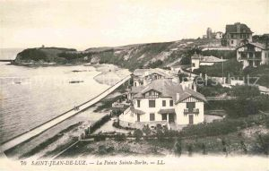 Saint Jean de Luz La Pointe Sainte Barbe Kat. Saint Jean de Luz