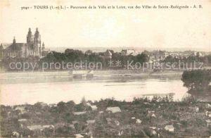 Tours Indre et Loire Panorama  Kat. Tours