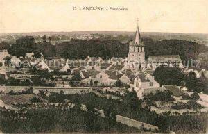 Andresy Panorama  Kat. Andresy