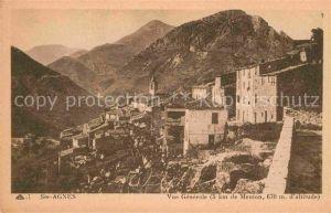 Agnes Grenoble Sainte Panorama  Kat. Sainte Agnes