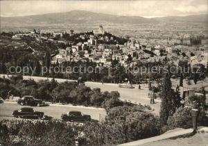 Athen Griechenland Teilansicht mit Observatorium Kat.