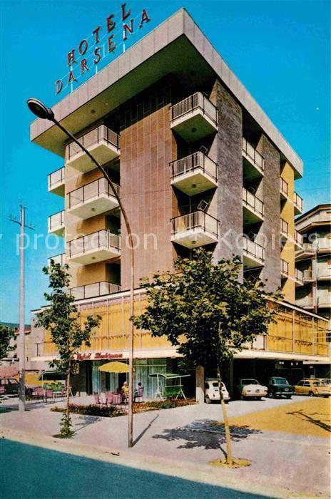 Hotel Darsena Cesenatico Italien