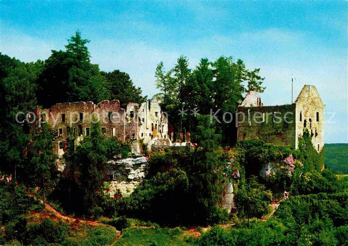 Larochette Luxembourg Chateau feodal  Kat. Luxemburg