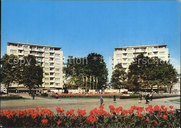 Szczecin Stettin Plac Grunwaldzki