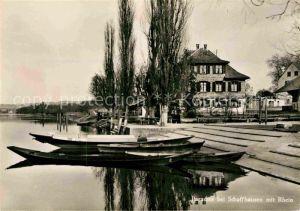 Paradies Rhein Gasthaus zum Kreuz Kat. Paradies