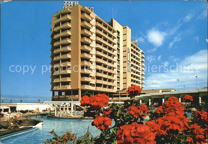 Playa de las Americas Hotel Gran Tinerfe  Kat. Arona Tenerife Islas Canarias
