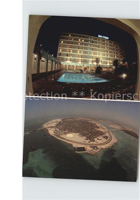 Manama Hotel Hilton Fliegeraufnahme Kat. Manama