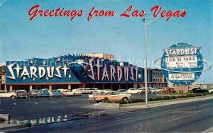 Las Vegas Nevada The Stardust On The Strip Kat. Las Vegas
