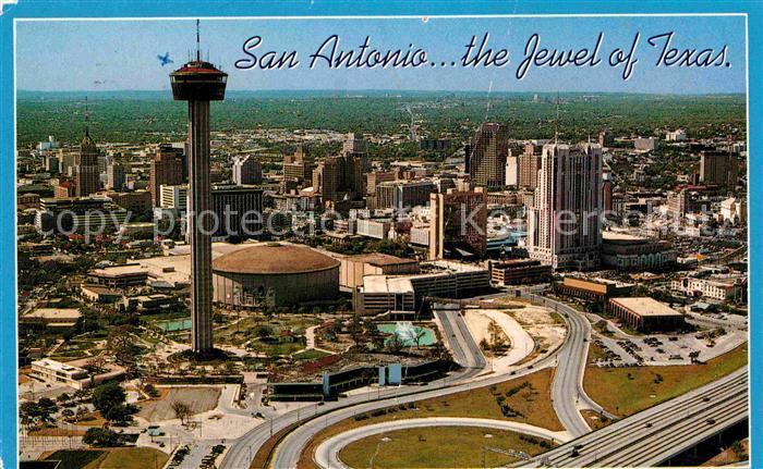 San Antonio Texas  Kat. San Antonio