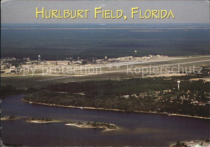 Hurlburt Field Fliegeraufnahme Kat. Hurlburt Field