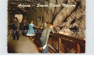 Tucson Underground Tunnel Desert Museum Kat. Tucson