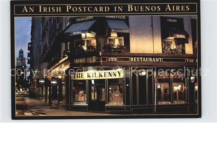 Buenos Aires The Kilkenny Pub Kat. Buenos Aires
