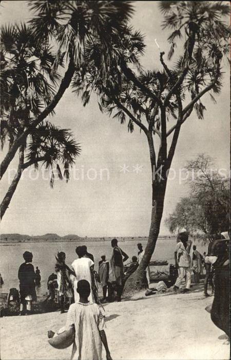Niamey Ligne du Hoggar Kat. Niamey