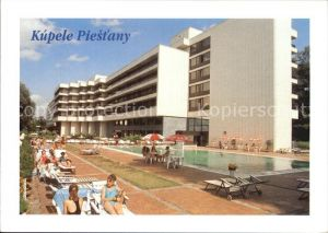 Kupele Piestany Hotel Balnea Esplanade Palace