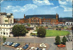 Bahnhof Bremen Hauptbahnhof  Kat. Eisenbahn
