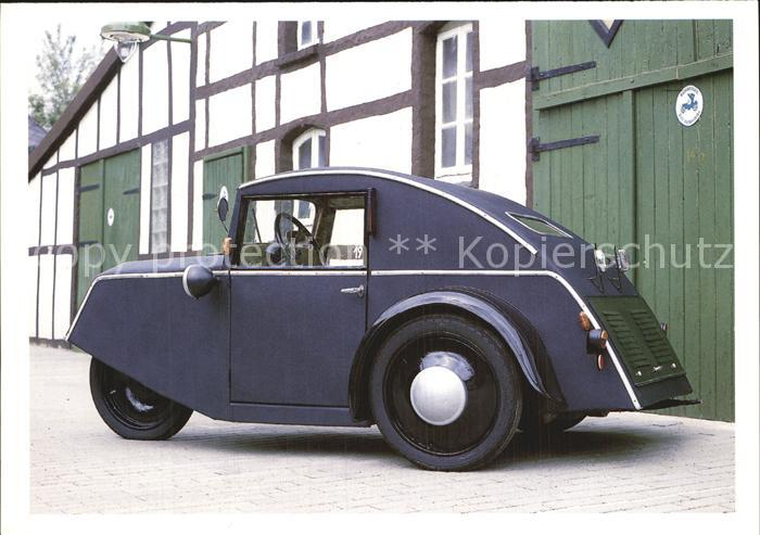 Autos Goliath Pionier 1934 Kat. Autos