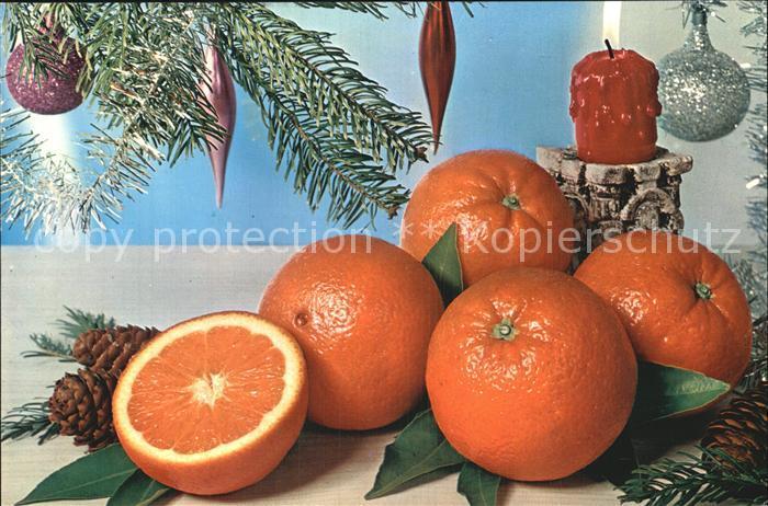 Orangen Oranges Navel  Kat. Landwirtschaft