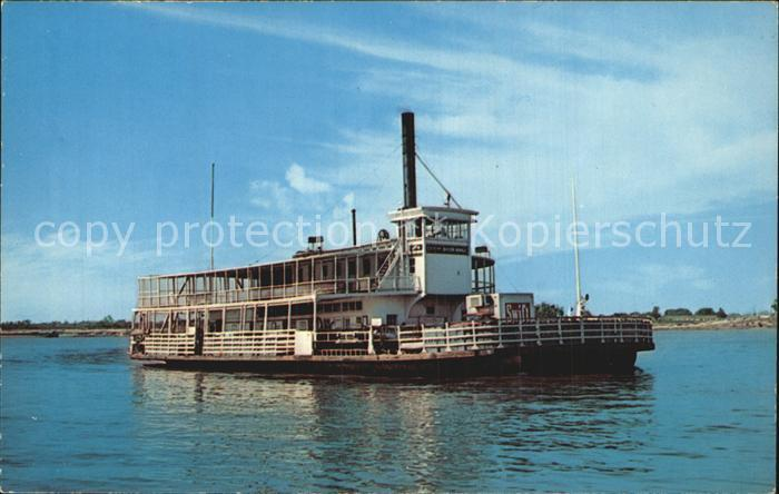 Faehre Mississippi River Ferry Boat  Kat. Schiffe